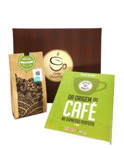 Kit café e guia do barista