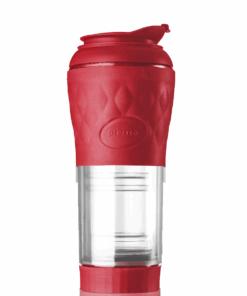 cafeteira pressca vermelho