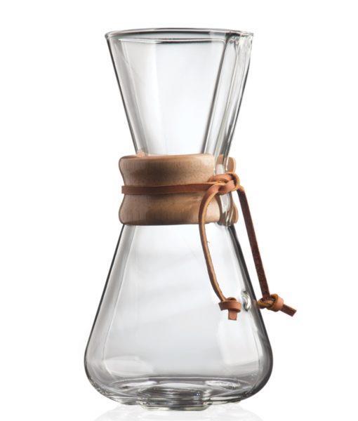 Passador de café Chemex 3 xícaras