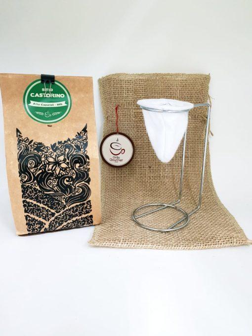 cafe juta castorino coador
