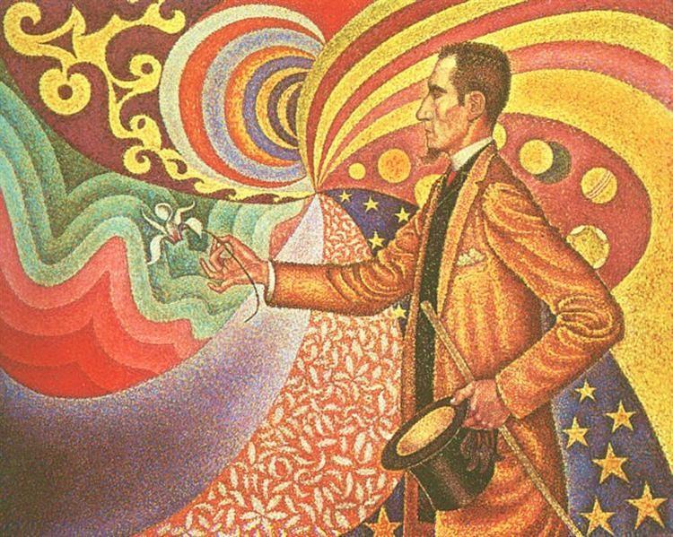 Pintura Signac