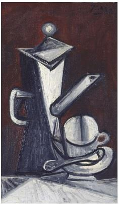 A cafeteira 1944 picasso