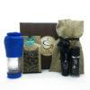 kit café + pressca + produtos kapeh