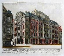 Romanushaus casa de von Ziegler