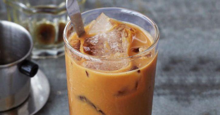 Café gelado feito em casa!