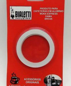 borracha de vedação bialetti 6 xícaras
