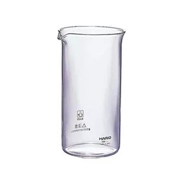 Hario 300 copo interno de vidro peça de reposição
